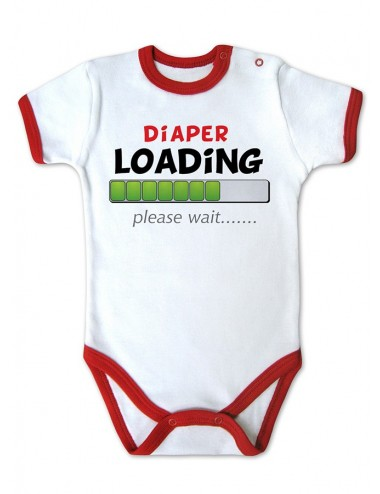 Body vara Bebe - Diaper Loading