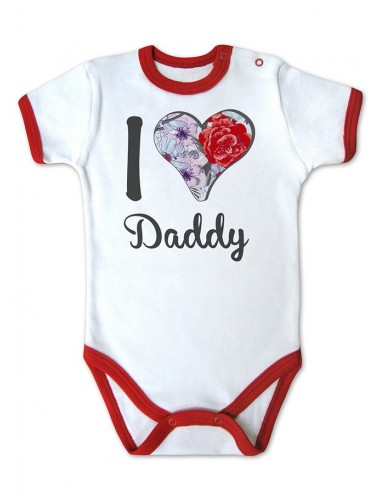 Body vara bebe - I love Daddy