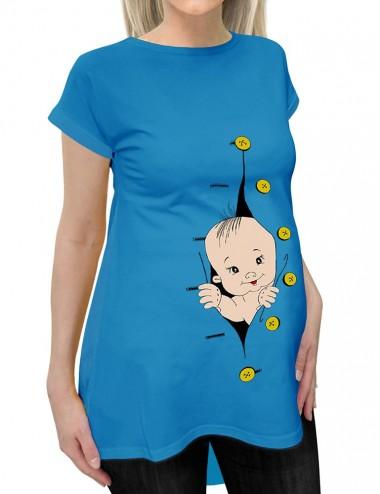 Bluza vara gravide - Bebe Clopotel - Epuizat