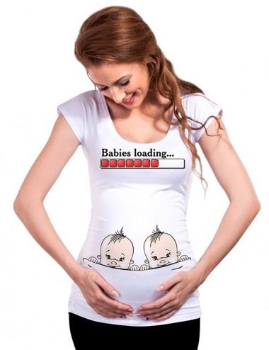 Bluza vara gravide - Loading Gemeni