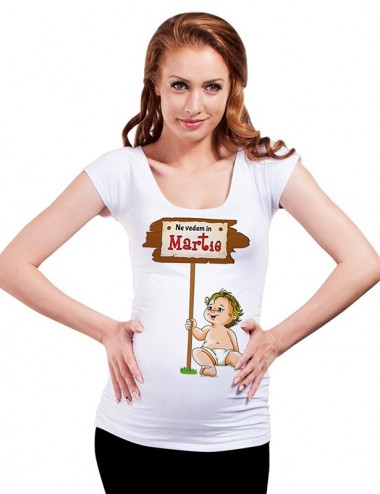 Bluza vara gravide - Bebe Martie