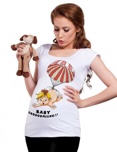 Bluza vara gravide - Baby Coming