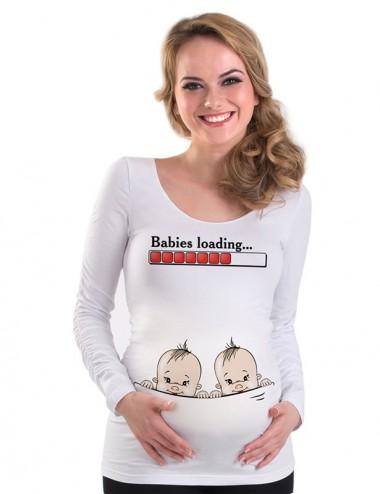 Bluza gravide - Loading Gemeni