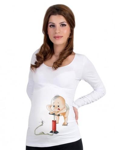Bluza gravide - Bebe Pompa
