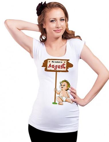 Bluza vara gravide - Ne vedem in luna X