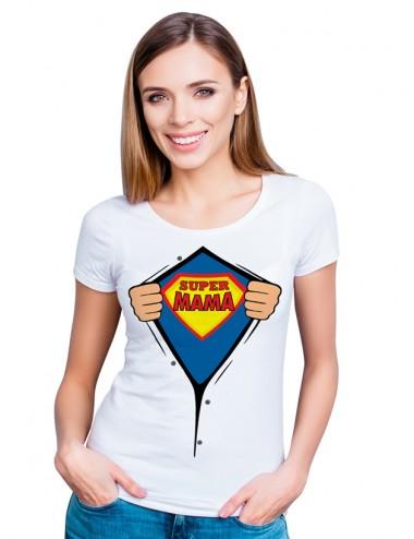 Tricou femeie - Super MAMA