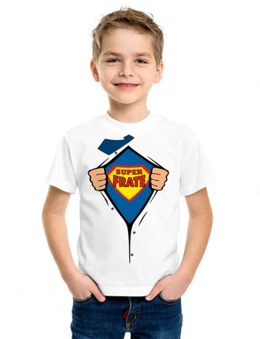 Tricou copil - Super FRATE