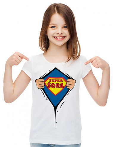Tricou copil - Super SORA