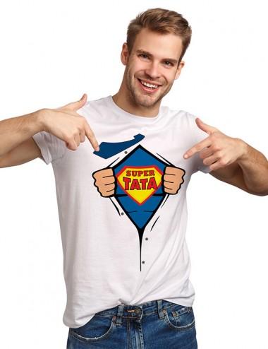 Tricou barbat - Super TATA