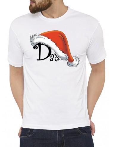 Tricou barbat Craciun - Santa DAD